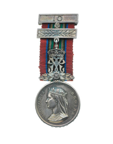 Royal Household Faithful Service Medal,