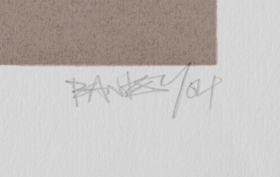 Banksy (b. 1975) Napalm