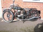 1929 Ariel 247cc LF