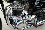 1970 Norton 650cc Mercury Engine no. 18SS 129398