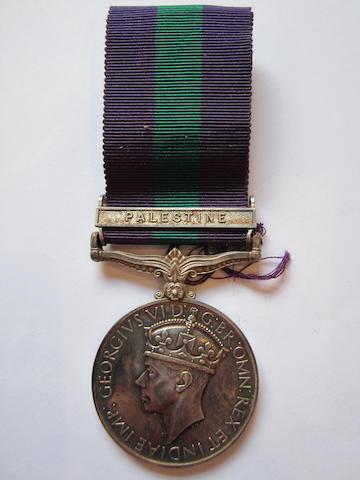 General Service Medal 1918-62,