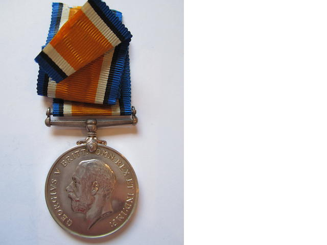 British War Medal,