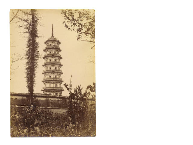 CHINA HURLEY (R.C.) Sixty Pictures of Canton, 1899