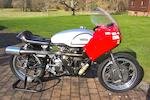 Replica Manx Norton 350cc