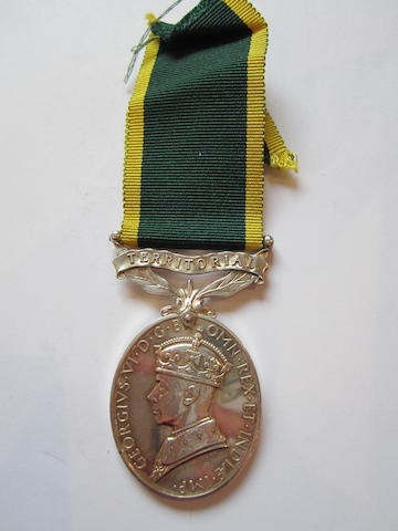 Efficiency Medal,