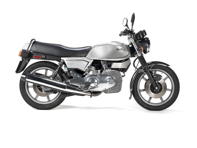 1988 Norton Classic