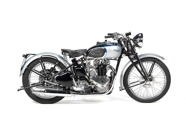 1939 Triumph Tiger 100