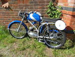 c.1958 Maserati 50cc frame no. 213 Engine no. 1164