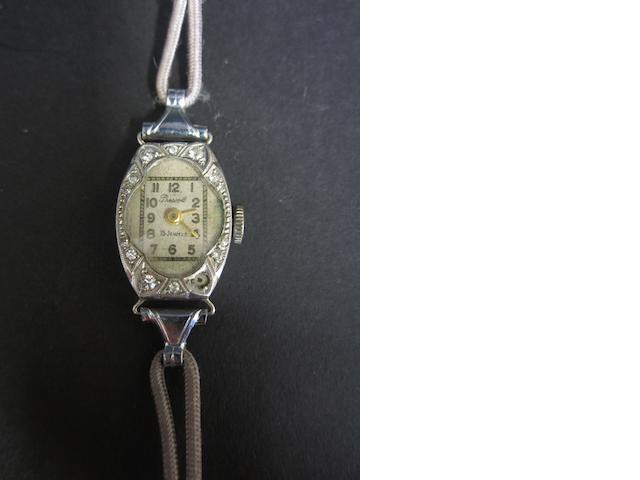 A diamond cocktail watch by Prescott (2)