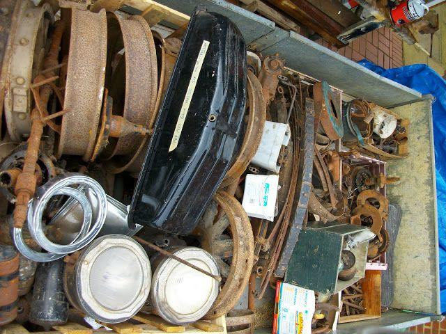 Spares and accessories for Buick Master Six cars, 1926-28,