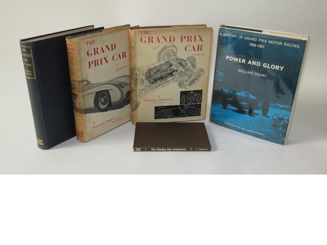 Laurence Pomeroy: The Grand Prix Car; Volumes 1 & 2,
