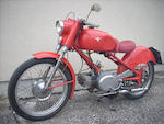 1950 Rumi 125cc Turismo Frame no. 5900 Engine no. 1B 8066