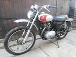 1974 Triumph 491cc Trophy Trail