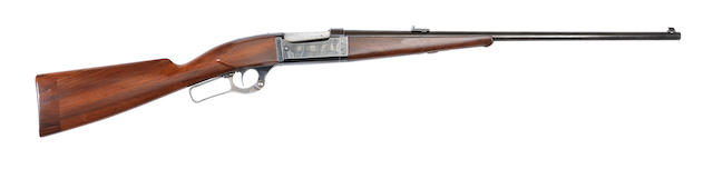*NOP* A .30-30 'Model 1899' take-down underlever rifle by Savage Arms Company, no. 186212