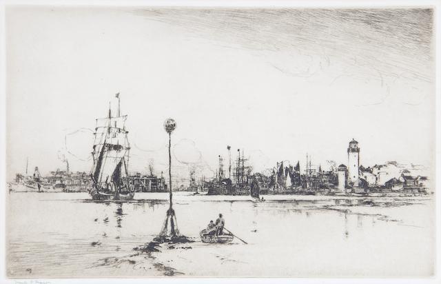Frank Henry Mason (British, 1875-1965) 4