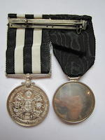 An Order of St.John pair to Superintendent W.Catlin, St.John Ambulance Brigade,