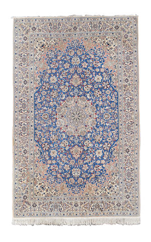 A Nain carpet, Central Persia, 360cm x 220cm