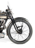 1926 Brough Superior 980cc SS80-100,
