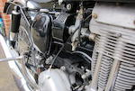 Property of a deceased's estate,1961 Matchless 348cc Model G3C Trials Frame no. C9708 Engine no. 61/G3C 2215