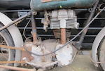 c.1952 Horex 350cc