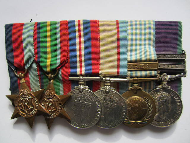 Six to Surgeon Commander R.H.Cowling, Royal Navy, late Australian Army,
