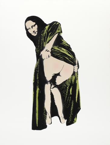 Nick Walker (b. 1969) Moona Lisa