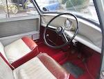 1960 Austin Mini Se7en Saloon, Chassis no. MAZ3757301