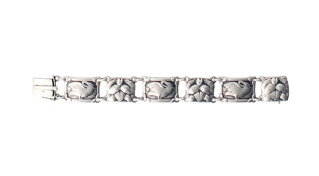Georg Jensen an Early Bracelet