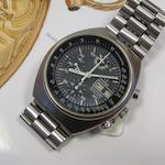 Omega. A stainless steel automatic calendar chronograph bracelet watch Speedmaster Automatic, Ref:176.0012, Movement No.39198993, Circa 1985