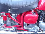 Property of a deceased's estate,1960 Norton-Ariel 998cc Square Four Special Frame no. R14 89328 Engine no. TM479