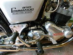 1975 Norton 850cc Commando Mk III Intestate