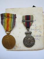 Three to A.Tyrrell, British Red Cross and Order of St.John of Jerusalem,