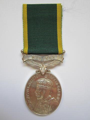 Efficency Medal,