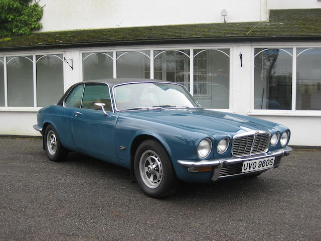 1978 Jaguar XJ6C 4.2-Litre Coupé, Chassis no. to be advised Engine no. to be advised