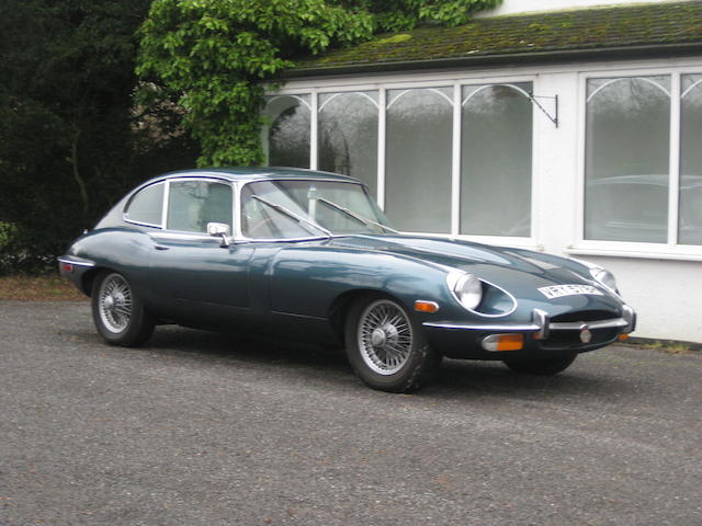 Jaguar E-Type Series 2 2+2