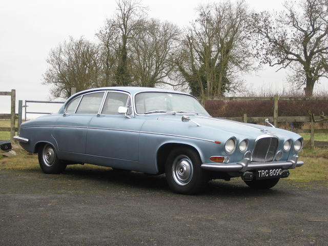 Jaguar 420G Automatic Saloon
