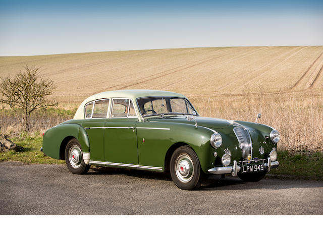 1956 Lagonda 3 Litre 4 Door Tickford Saloon