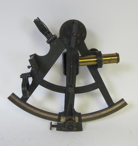 An 8ins.(20cm) radius sextant,