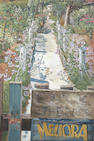 Sir Stanley Spencer R.A. (British, 1891-1959) Garden Path, Cookham Rise 76.2 x 50.8 cm. (30 x 20 in.)