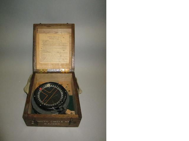 An Air Minsistry issued Azimuth Circle No 4,