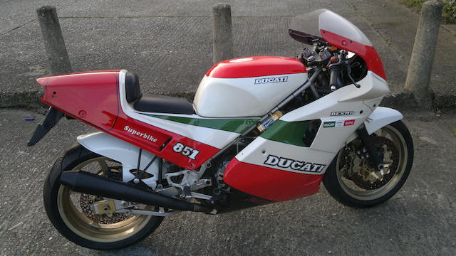 1988 Ducati 850cc 851 Superbike Kit