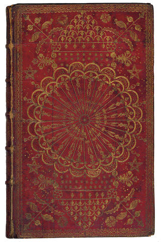 BOOK OF COMMON PRAYER. The Book of Common Prayer, 1762
