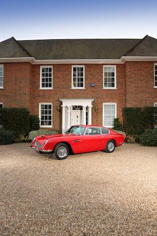 In current ownership since 1973,1968 Aston Martin DB6 Sports Saloon  Chassis no. DB6/3213/R Engine no. 400/3256