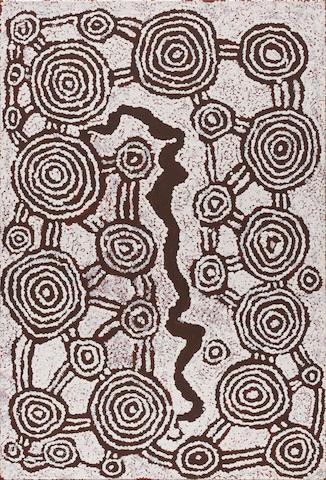 Pinta Pinta Tjapanangka (circa 1928-1999) Untitled, 1997