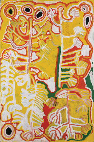 Tatali Nangala (circa 1928-2000) Untitled, 1997