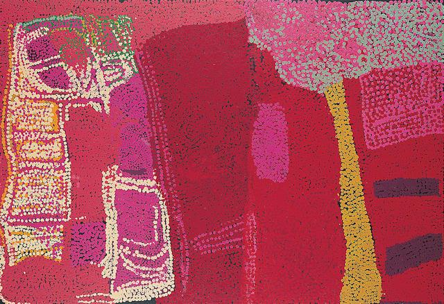 Tommy Watson (born circa 1935) Wangkamarl, 2003