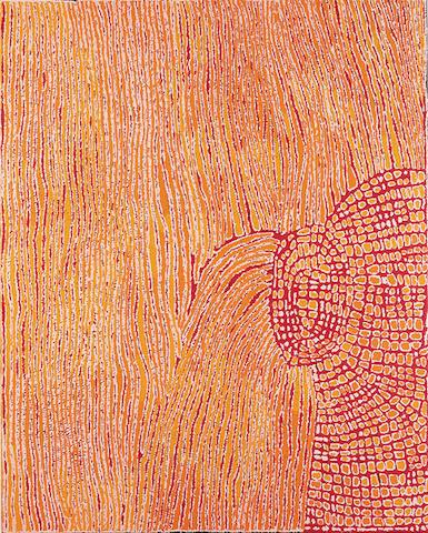 Walangkura Napanangka (born circa 1946) Untitled, 2003