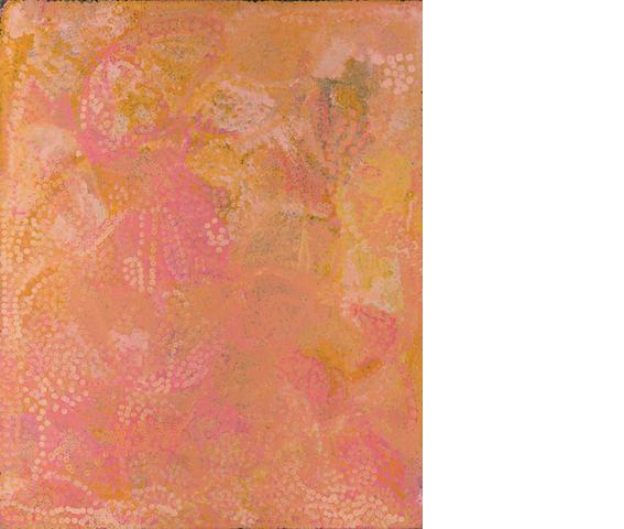Emily Kam Kngawarray (Emily Kame Kngwarreye)(circa 1916-1996) Untitled (Alalgura I), 1992