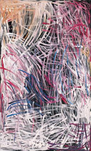 Emily Kam Kngawarray (Emily Kame Kngwarreye)(circa 1916-1996) Untitled, 1996