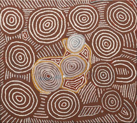 Anatjari Tjampitjinpa (circa 1927-1999) Untitled, 1995
